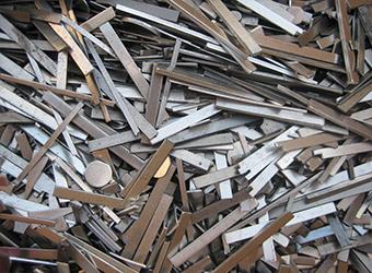 Прием лома стали