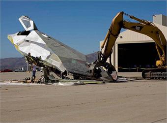 Утилизация самолетов